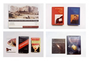 "Details aus ""Bibliothek I"", 2000, 4 x 41 x 56 cm, Ilfochrome, Edition 2"