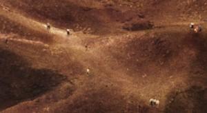 Krater (Etna), Detail, 1994