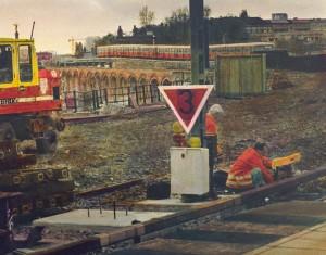 Spreebogen (Berlin), Detail, 1997