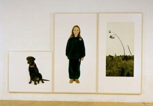 Meggy, Ana / Bairrada, 2004.188 x 315 cm, s/w-Barytpapier koloriert, Edition 2