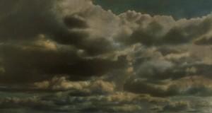 Nachtstück Galicien Nr.2 (Detail), 1999, 62,5 x 92 cm, s-w-Barytpapier koloriert, Edition 2