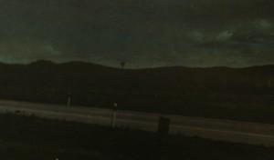 Nachtstück Galicien Nr.1 (Detail), 1999, 62,5 x 92 cm, s-w-Barytpapier koloriert, Edition 2