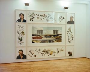 Mitó, Senhor Juilio, Victor, Chica / Bela Vista, Lissabon. 241 x 316 cm, 2004