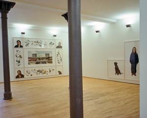 Ausstellungsansicht, Galerie Kuckei+Kuckei, 2005