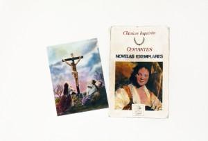 Spanisches Stilleben, 2001, 31 x 42 cm, s-w-Barytpapier koloriert, Edition 2