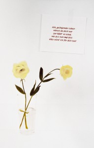 Gelingendes Leben, 2007, 58,5 x 38,5 cm, s-w-Barytpapier koloriert, Edition 2