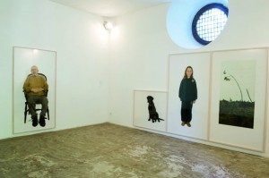 Ausstellungsansicht 1. OG