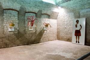 Ausstellungsansicht 4. OG