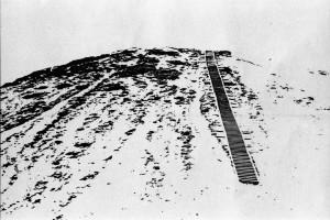 Pilat Plage, Treppe, Foto o. Datum