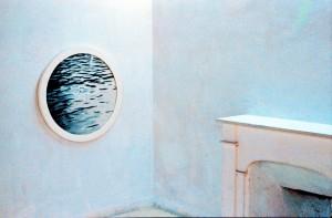 """Installationsansicht Galerie """"Calibre 33"""", Nizza, 1991"""